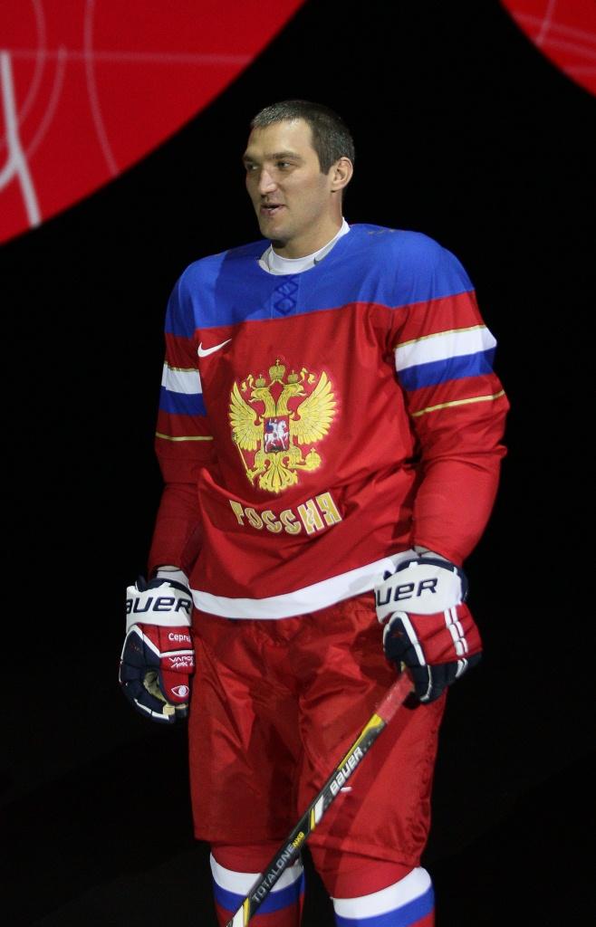Олимпийская сборная России 2018   состав, форма